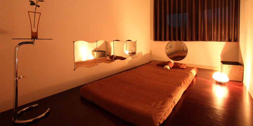 高田馬場cozyの施術室写真