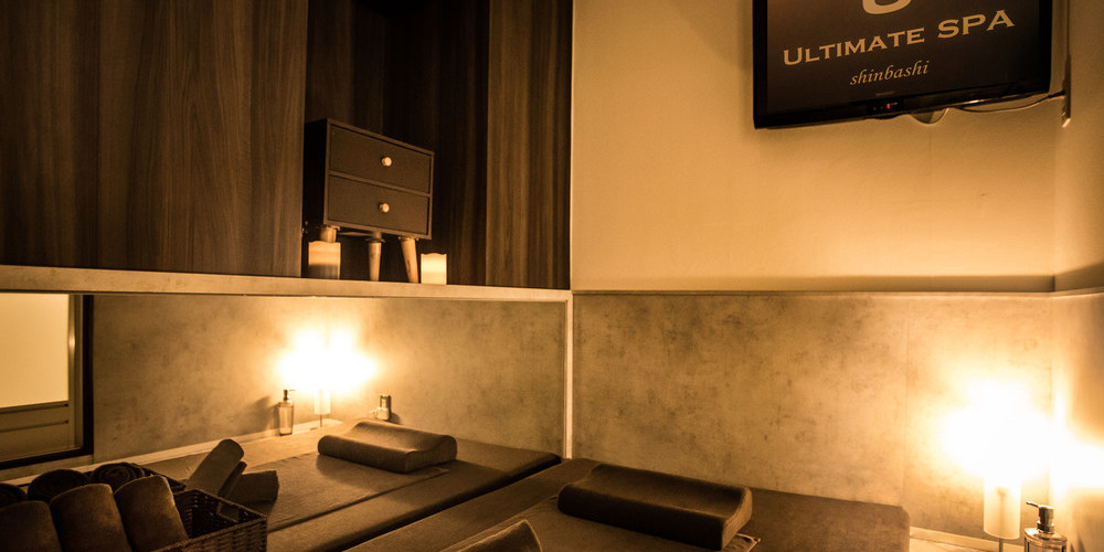 ULTIMATE SPA (アルティメットスパ)の施術室写真