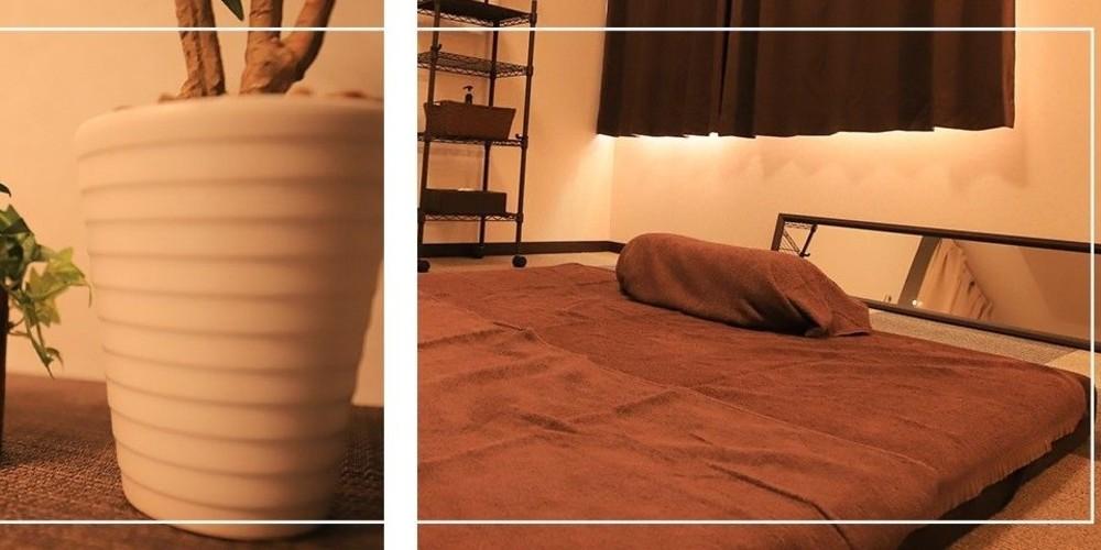 ヘブン(リラクゼーションサロン ヘブン)の施術室写真